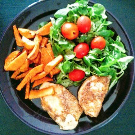 zdrowy obiad